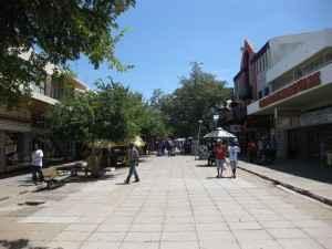 Botswana Gaborone Mainmall