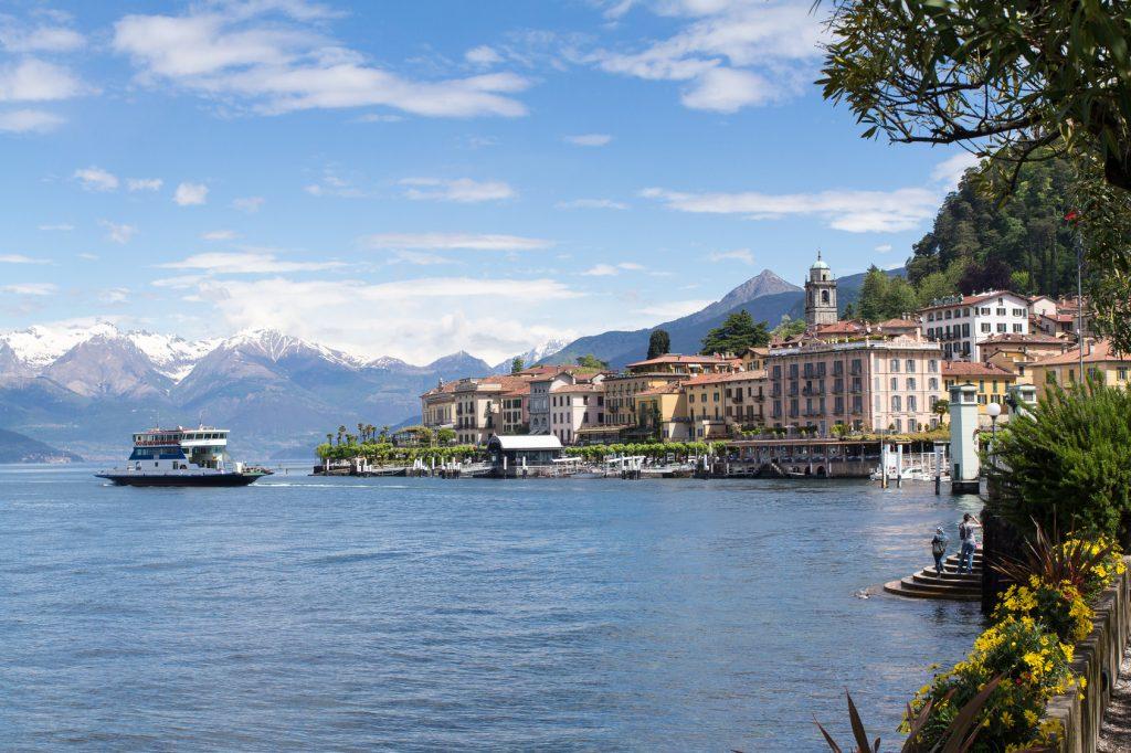 Radfahren in Bella Italia: Die Südtiroler Seen zeigen das Land von seiner schönsten Seite.