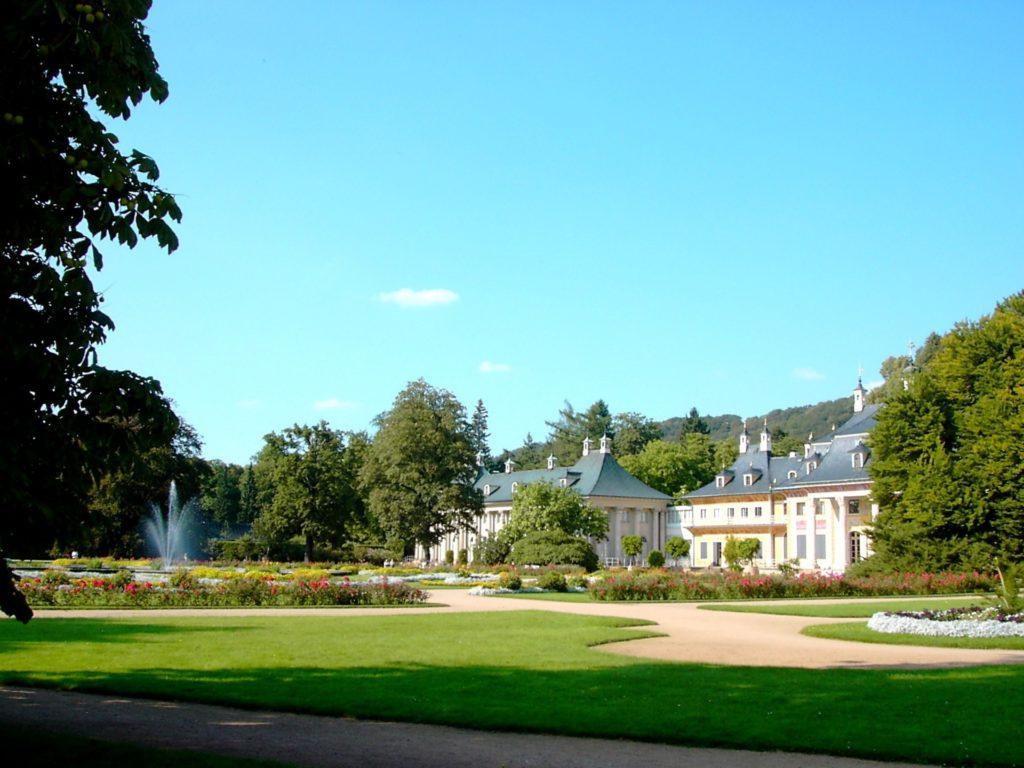 Dresdner Schloss Pillnitz