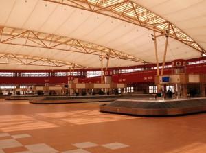 Gepäckausgabe am Flughafen Sharm el-Sheikh