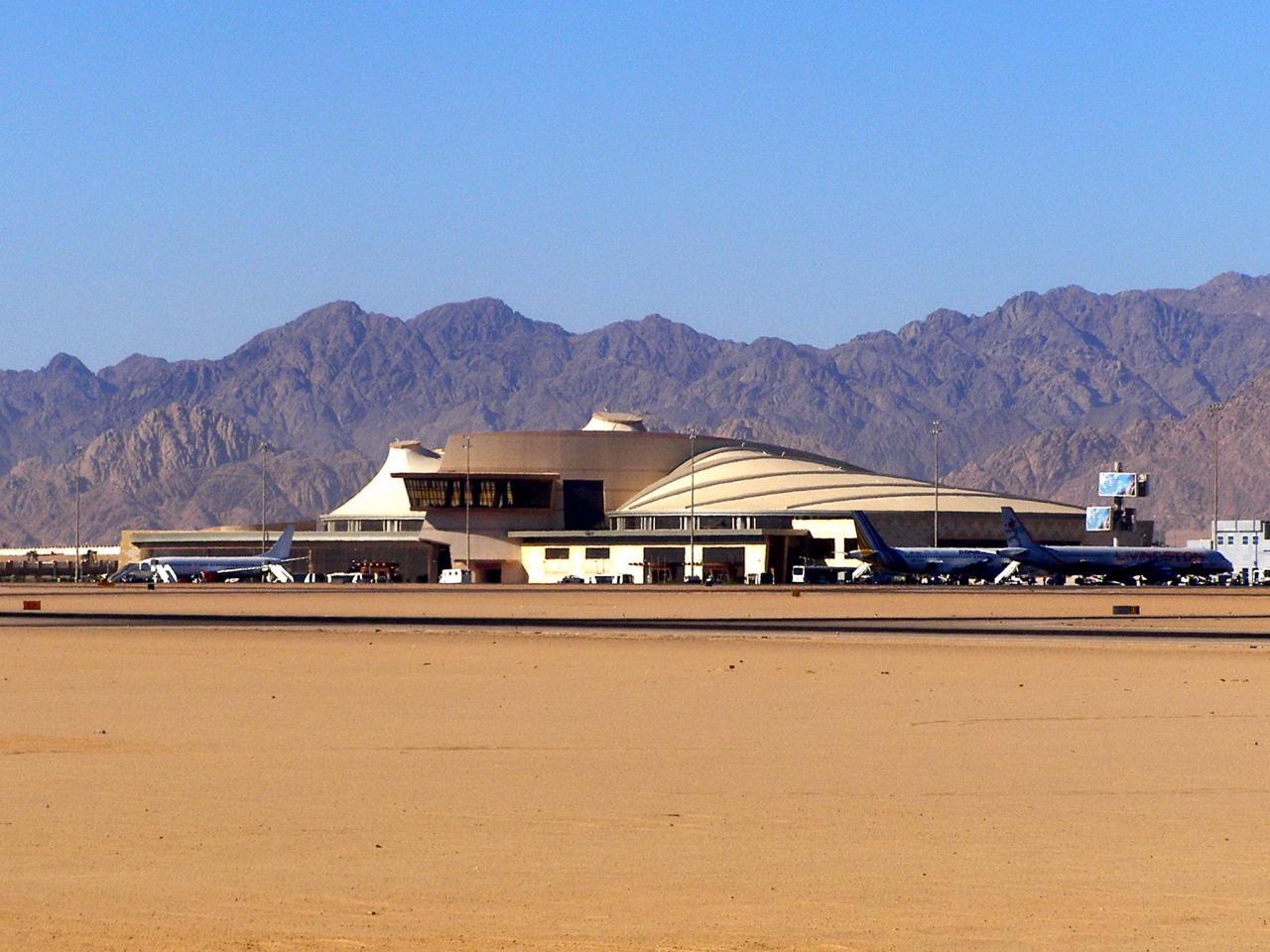International Airport Sharm el-Sheikh