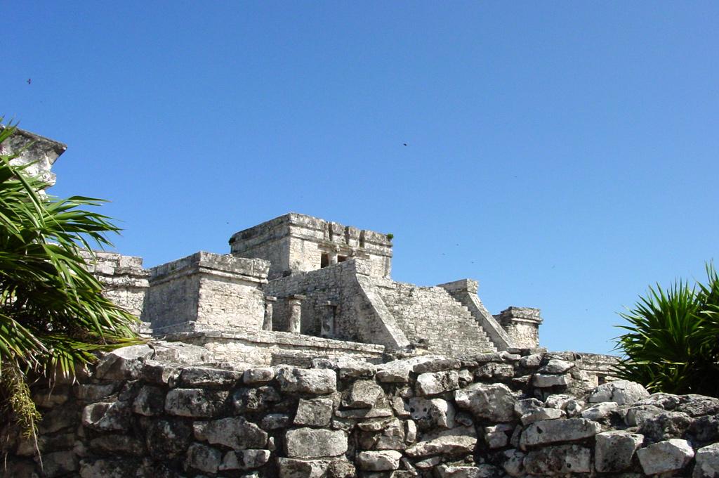 Tempel des Windes Tulum