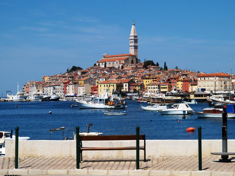 Pula in Istrien