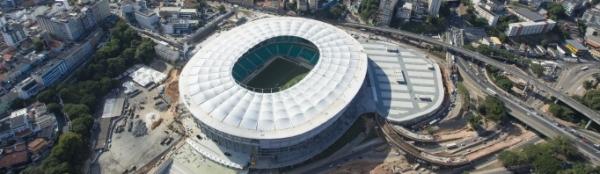 Arena Fonte Nova - Salvador de Bahia - WM 2014