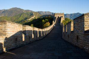Die große Mauer, China