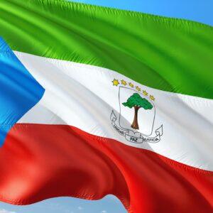 Flagge Äquatorialguinea