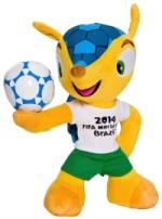 Fuleco WM 2014 Maskottchen