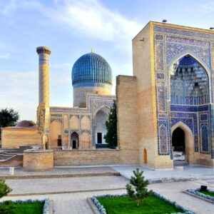 Gur-Emir-Mausoleum