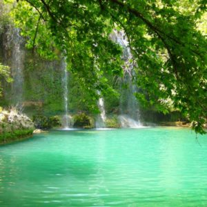 Kursunlu Wasserfall, Antalya, Türkei