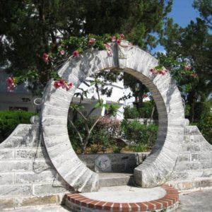 Moongate, Bermudas
