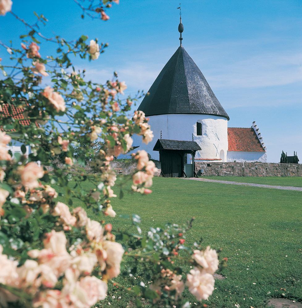 Die Nyker Rundkirche