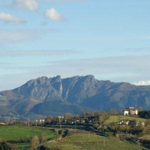 Penas de Aia, Baskenland, Spanien