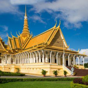 Königlicher Palast Pnom Penh
