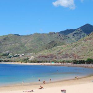 Strand, Teneriffa, Kanarische Inseln