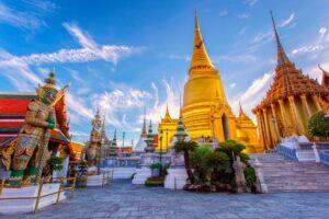 Wat Phra Kaeo Tempel