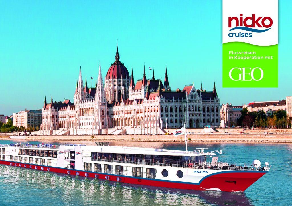 GEO REISEN - Donauflussfahrten mit Nicko