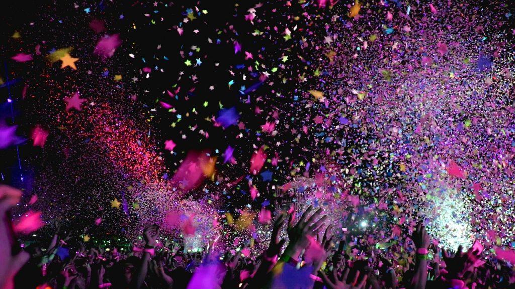 Konzert Festival Party