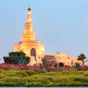 Al-fanar Moschee