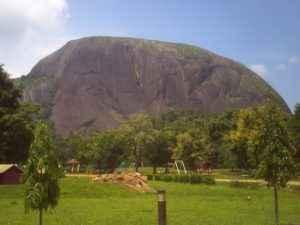 Aso Rock, Abuja, Nigeria