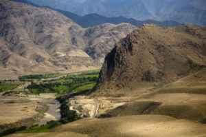 Berge, Afghanistan