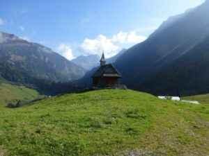 Bregenzer Wald, Alpen, Österreich