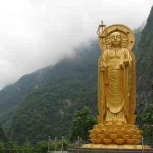 Bronze Buddha, Taiwan