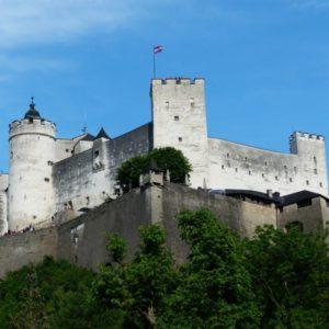 Burg Hohensalzburg, Salzburg, Österreich