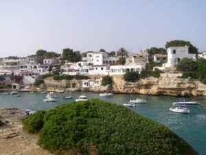 Cala d'Alcaufar, Menorca, Balearen