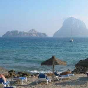 Cala d'Hort, Ibiza, Balearen