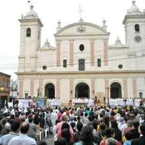 Catedral de Asuncion, Asuncion, Paraguay