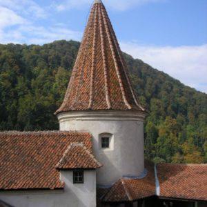 Draculas Schloss, Bran, Rumänien