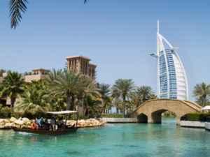 Strandurlaub in Dubai - Hotels in Strandnähe buchen