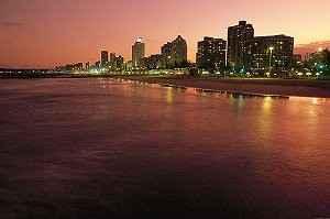 Durban Surfen