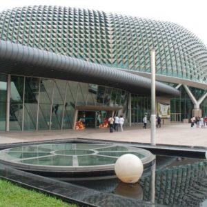 Esplanade, Singapur