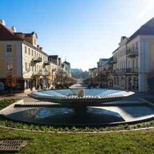 Franzensbad, Böhmen, Tschechien