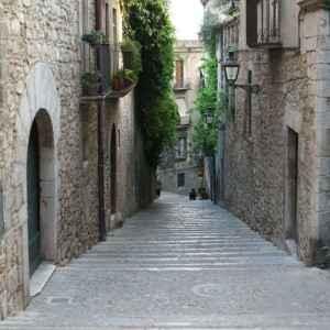 Girona, Katalonien, Spanien