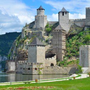 Golubac Festung
