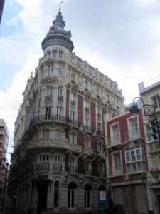 Gran Hotel, Cartagena, Murcia, Spanien