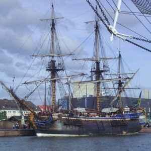 Hafen, Bremerhaven, Bremen, Deutschland