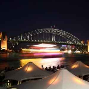 Harbour Bridge, Sydney, New South Wales