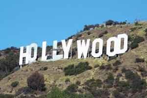 Hollywood Sign in Los Angeles, Kalifornien