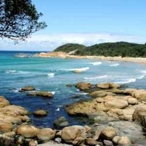Honeymoon Bay, Victoria, Australien