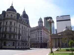 Innenstadt, Buenos Aires, Argentinien