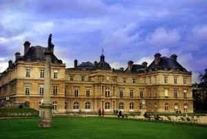 Jardin du Luxembourg, Paris, Frankreich