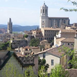 Kathedrale, Girona, Katalonien