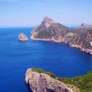 Küste, Mallorca, Balearen