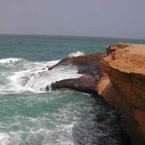 Küste, Paracas, Peru