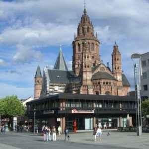 Martinsdom, Mainz, Rheinland-Pfalz