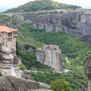 Meteora Kloster, Thessalien, Griechenland