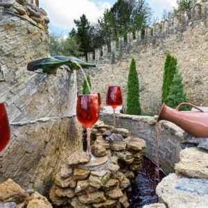 Die Milestii Mici Weinkellerei